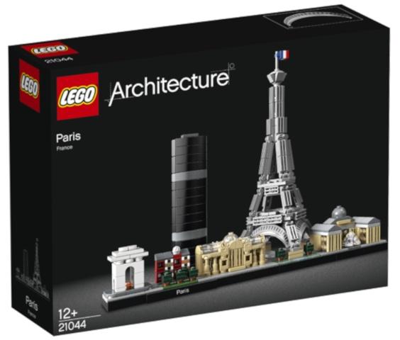 LEGO Architecture: Paris (21044)