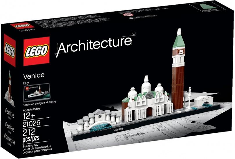 LEGO Architecture: Venetië (21026)