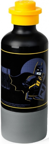 LEGO Batman: drinkbeker zwart 400 ml