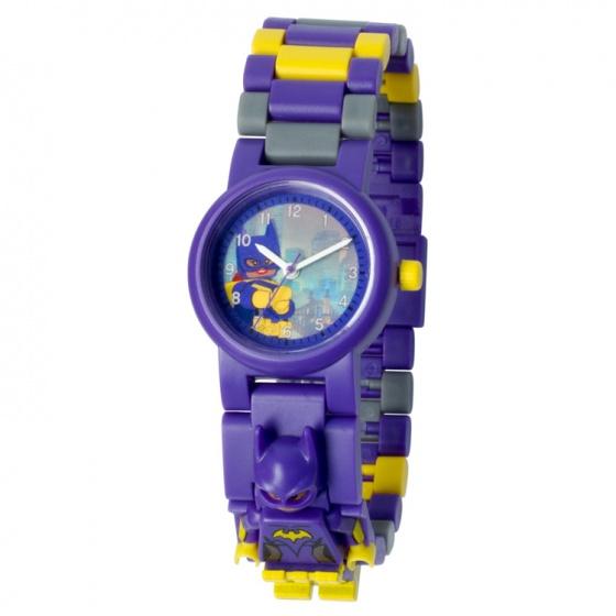 LEGO Batman: Movie Batgirl horloge paars
