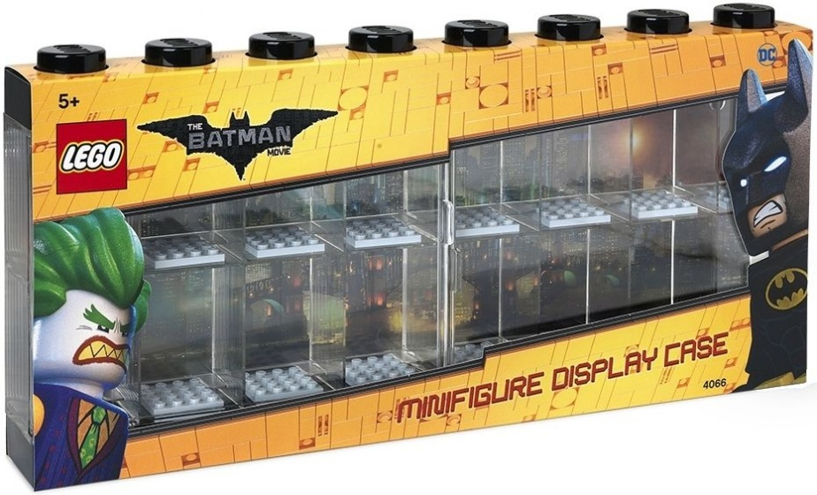 LEGO Batman: opbergbox minifiguren 16 delig
