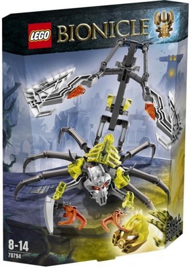 LEGO Bionicle: Schedelschorpioen (70794)