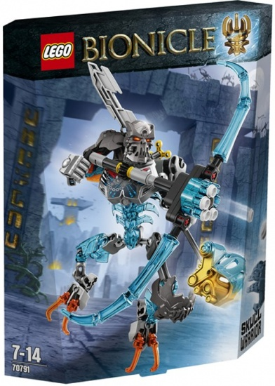 LEGO Bionicle: Schedelstrijder (70791)