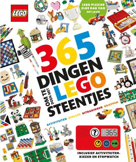 LEGO Boek 365 dingen om te doen
