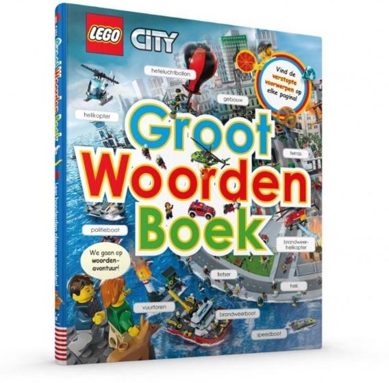 Livre Lego City Grand Dictionnaire