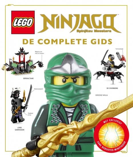 LEGO Boek Lego: Ninjago de complete gids
