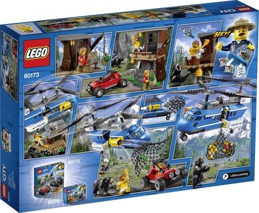 LEGO City: Bergarrestatie (60173)