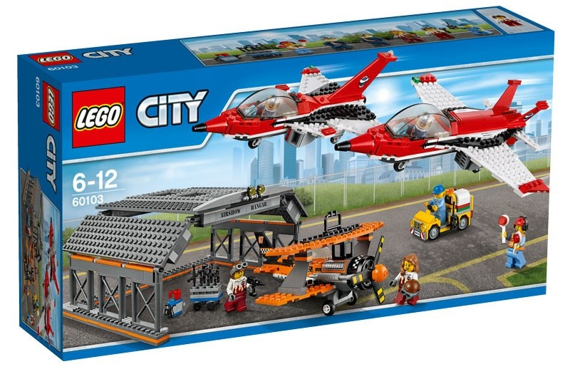 LEGO City Luchtshow (60103)
