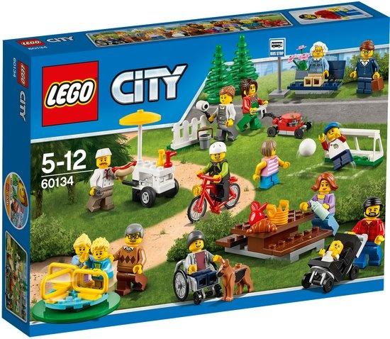 LEGO City: Plezier in het park (60134)