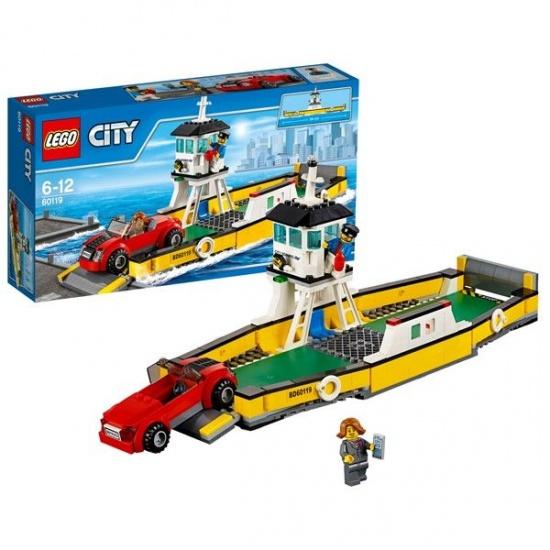 LEGO City: Veerpont (60119)