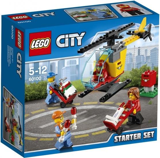 LEGO City: Vliegveld Starter Set (60100)