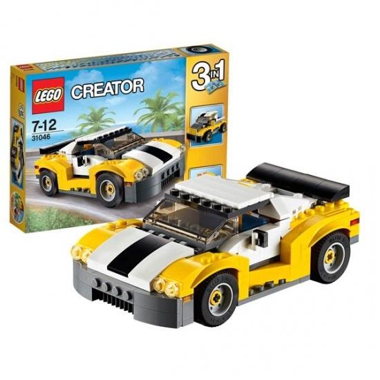LEGO Creator: Gele Wagen (31046)
