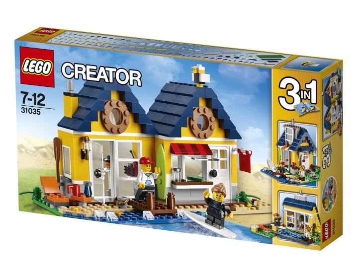 LEGO Creator: Strandhut (31035)