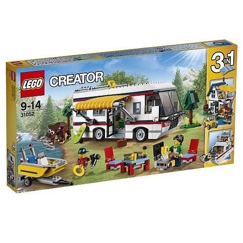 LEGO Creator: Vakantie (31050)