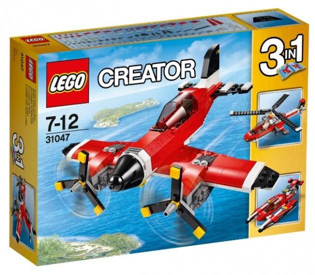 LEGO Creator: vliegtuig (31047)