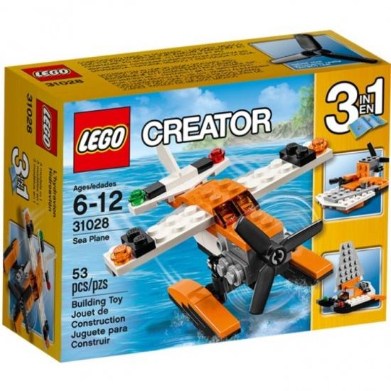 LEGO Creator: Watervliegtuig (31028)
