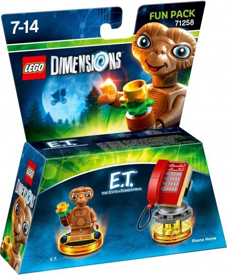 LEGO Dimensions: Fun Pack W7 E.T. (71258)