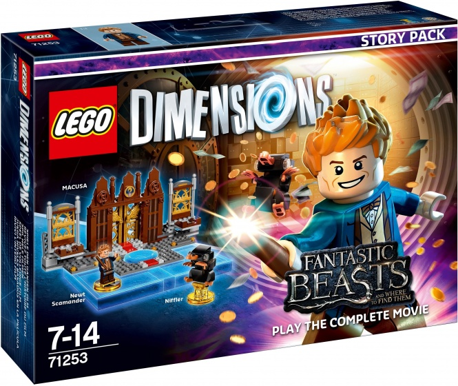 LEGO Dimensions Story Pack W7: Fantastic Beasts (71253)