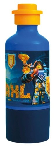 LEGO Drinkbeker Nexo Knights 350 ml blauw / geel