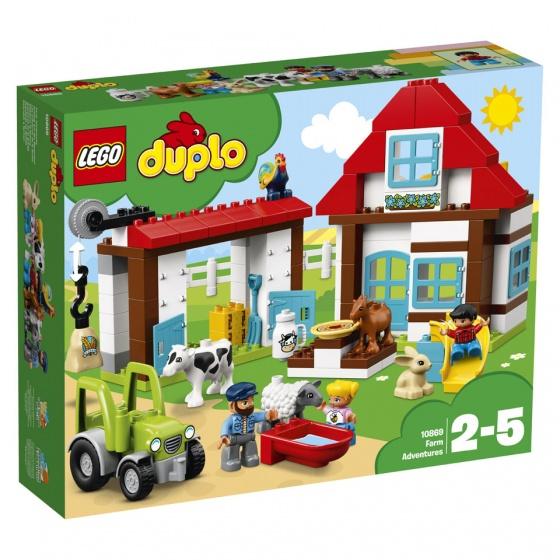 LEGO Duplo Boerderij (10869) 104 delig