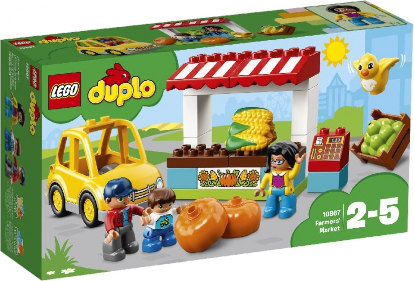 LEGO DUPLO: Boerenmarkt (10867)