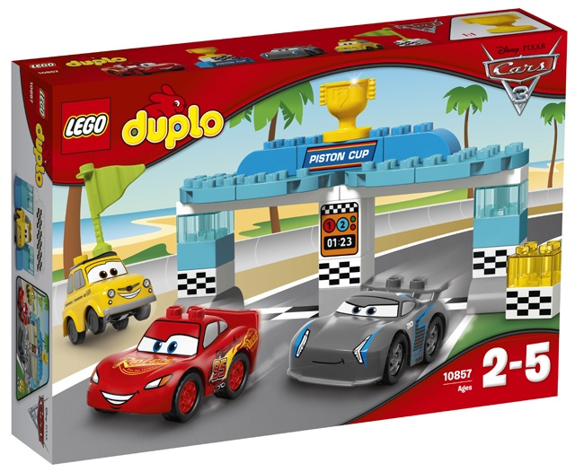 LEGO DUPLO: Cars 3 Piston Cup Race (10857)