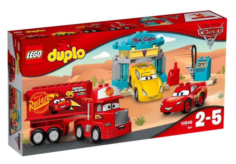 LEGO DUPLO: Disney Cars 3 Cafe (10846)