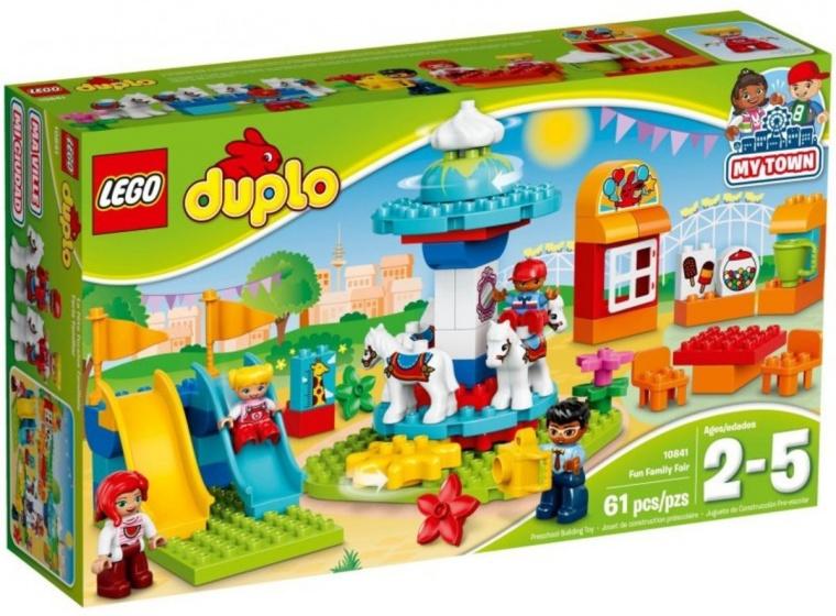 LEGO DUPLO: Familiekermis (10841)