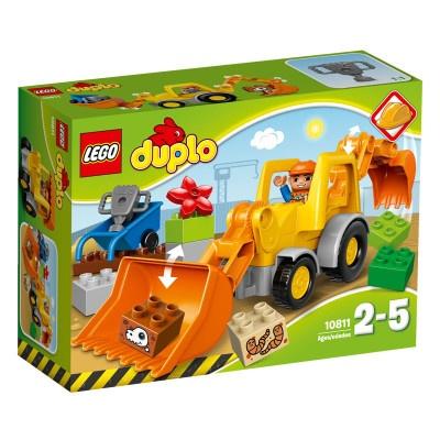 LEGO Duplo: graafmachine (10811)