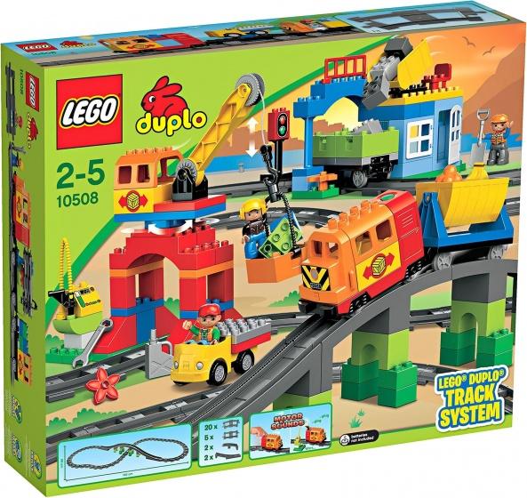 LEGO Duplo: Luxe Treinset (10508)