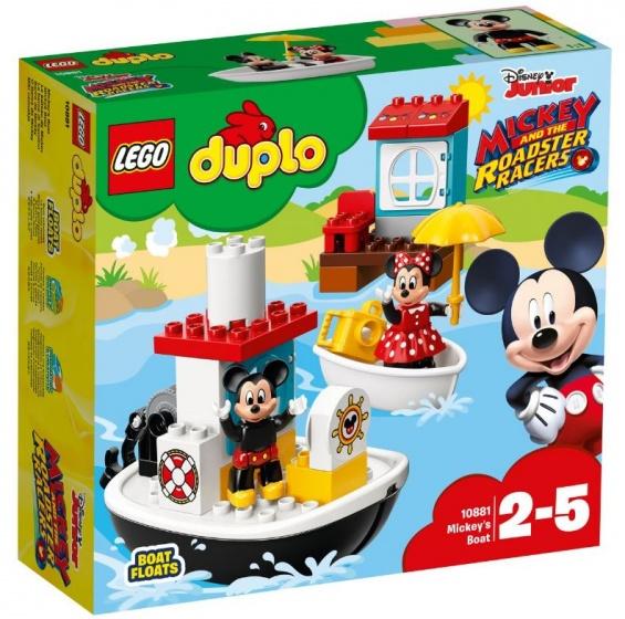 LEGO DUPLO: Mickey's boot (10881)