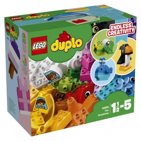 LEGO DUPLO: Mijn eerste creaties (10865)