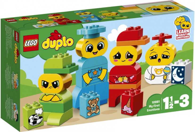 LEGO DUPLO: Mijn eerste emoties (10861)