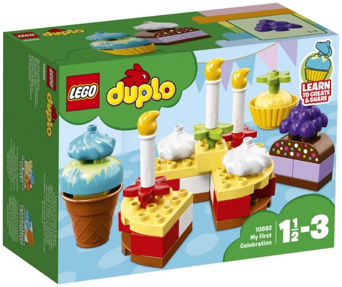 LEGO DUPLO: Mijn eerste feestje (10862)