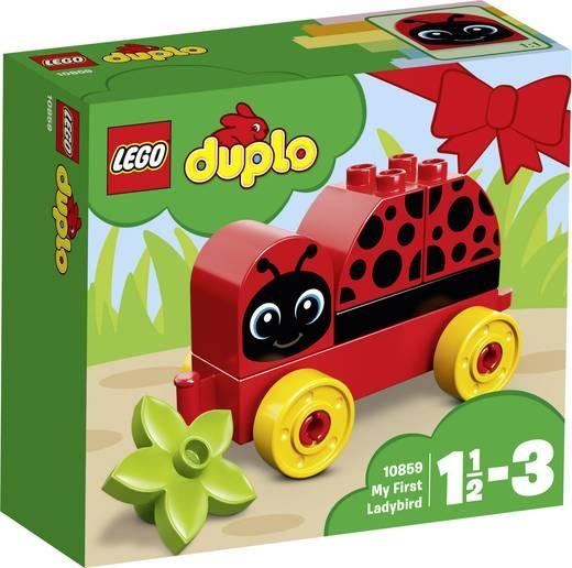 LEGO DUPLO: Mijn eerste lievenheersbeestje rood (10859)
