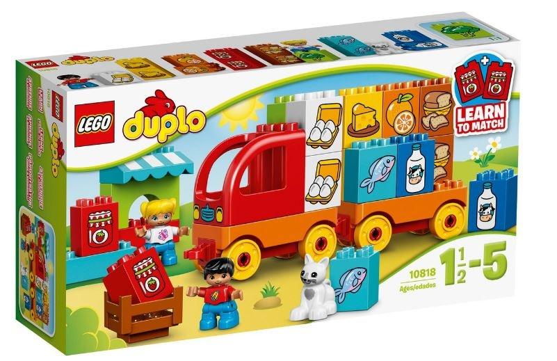 LEGO Duplo: Mijn Eerste Vrachtwagen (10818)
