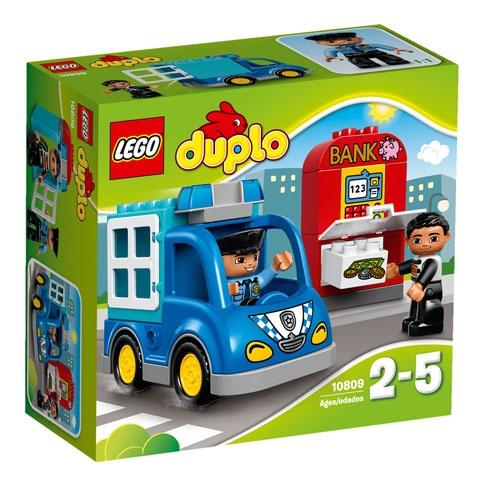 LEGO Duplo: Politie Patrouille (10809)