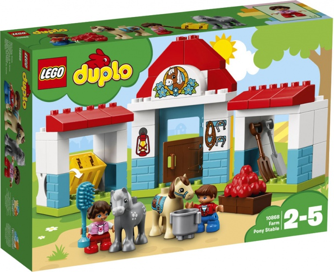 LEGO DUPLO: Ponystal (10868)