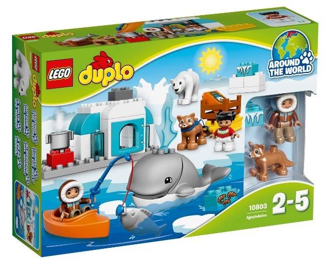 LEGO Duplo: Poolgebied (10803)