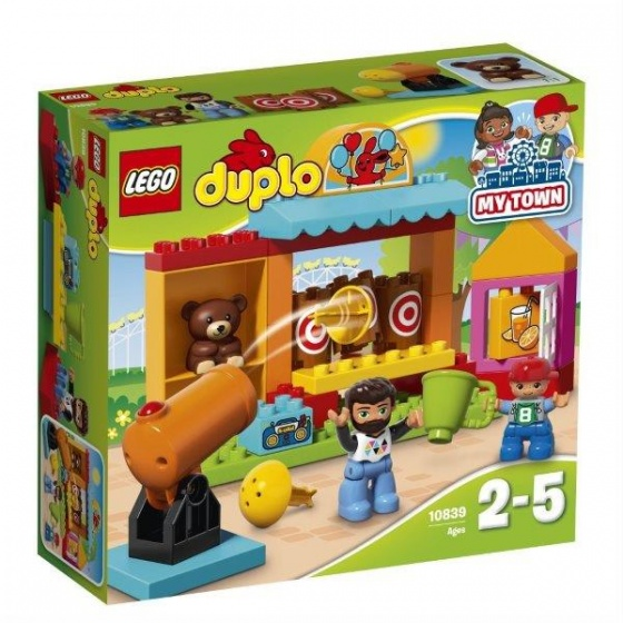 LEGO DUPLO: Schiettent (10839)