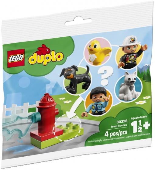 LEGO DUPLO: Town Rescue (30328)