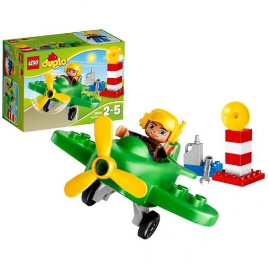 LEGO Duplo: Vliegtuig (10808)