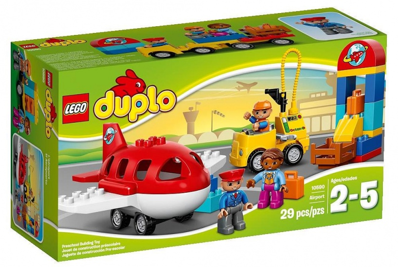 LEGO Duplo: Vliegveld (10590)
