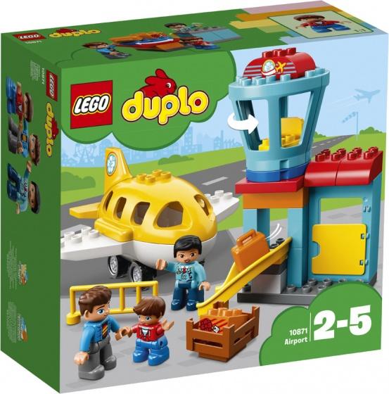 LEGO DUPLO: Vliegveld (10875)