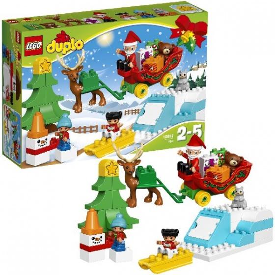 LEGO Duplo Wintervakantie