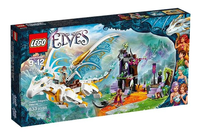 LEGO Elves Draak Redding (41179)