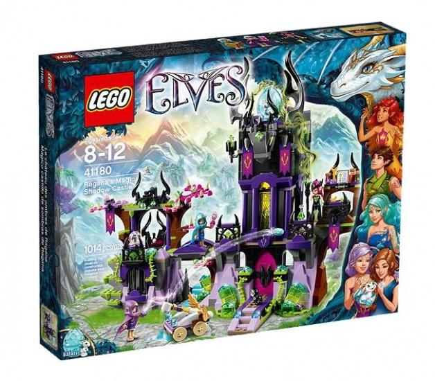 LEGO Elves: Schaduwkasteel (41180)