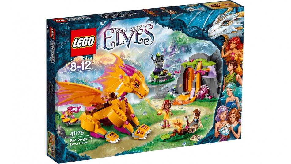 LEGO Elves: Vuurdraakgrot (41175)