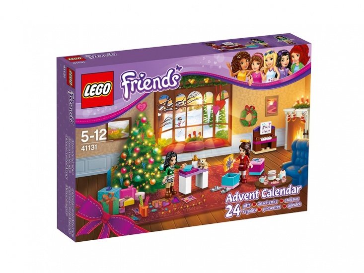 LEGO Friends: adventskalender (41131)