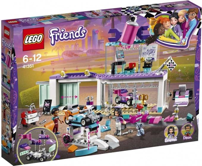 LEGO Friends: Creatieve tuningshop (41351)